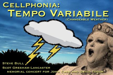 Cellphonia: Tempo Variabile poster